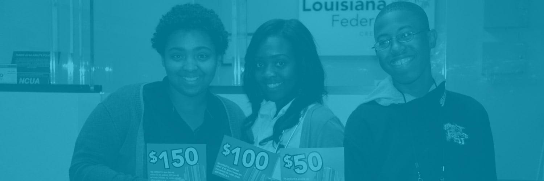 Elements of Money Account details at Louisiana FCU
