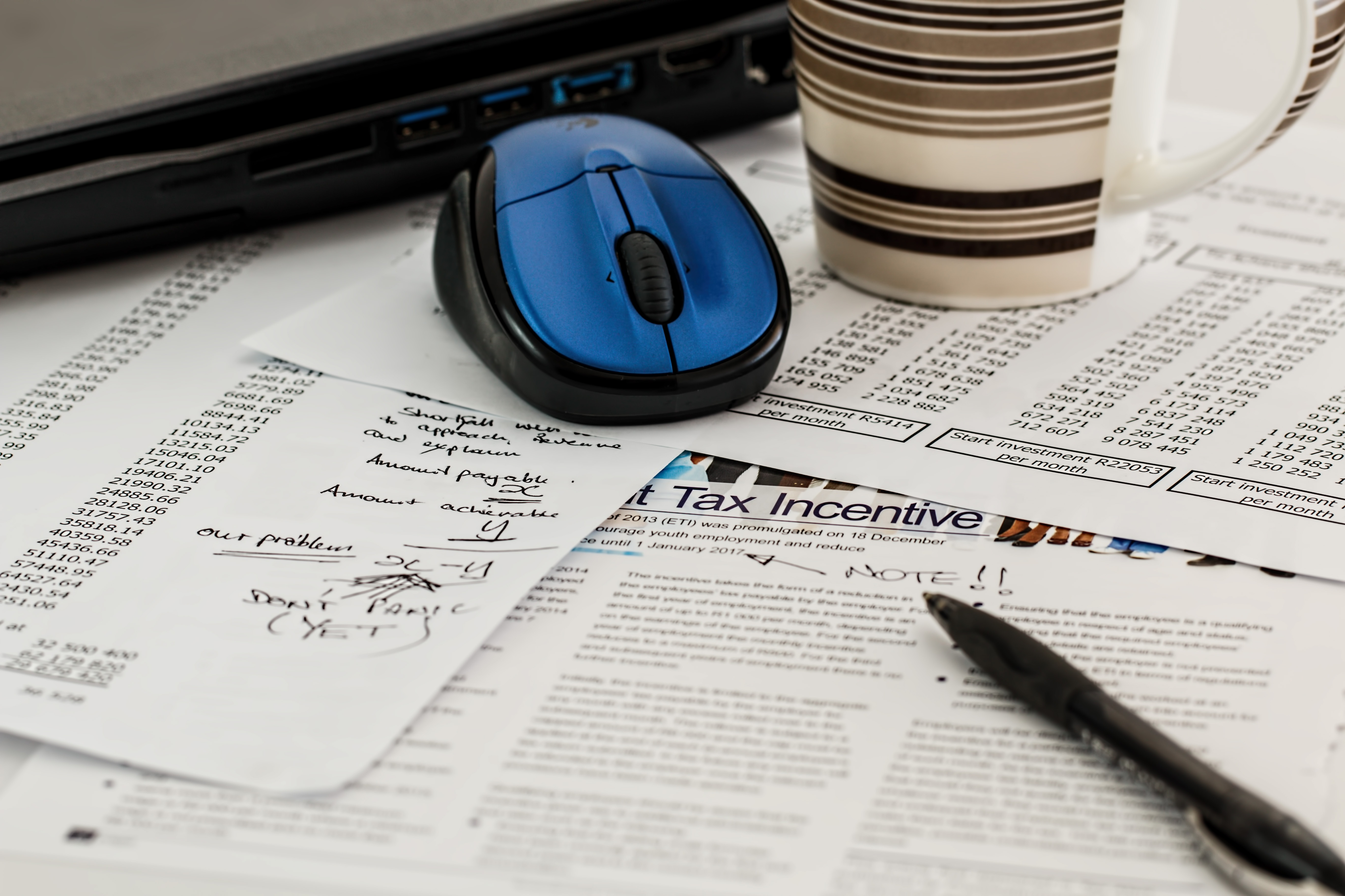Common Mistakes when filing taxes