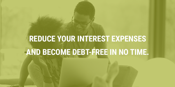 Take control of your debt.