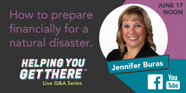 Email Live Q&A Disaster Prep