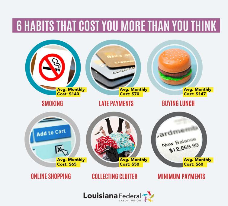 6 Habits Infographic