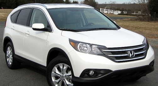 Blog_car honda CRV 2020