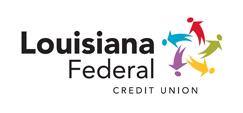 Louisiana Federal Credit Union Logo
