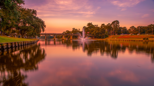 Natchitoches Louisiana Cane Bridge