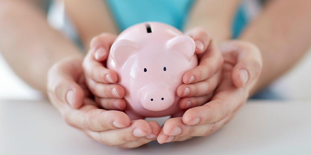 Helping kids manage their money