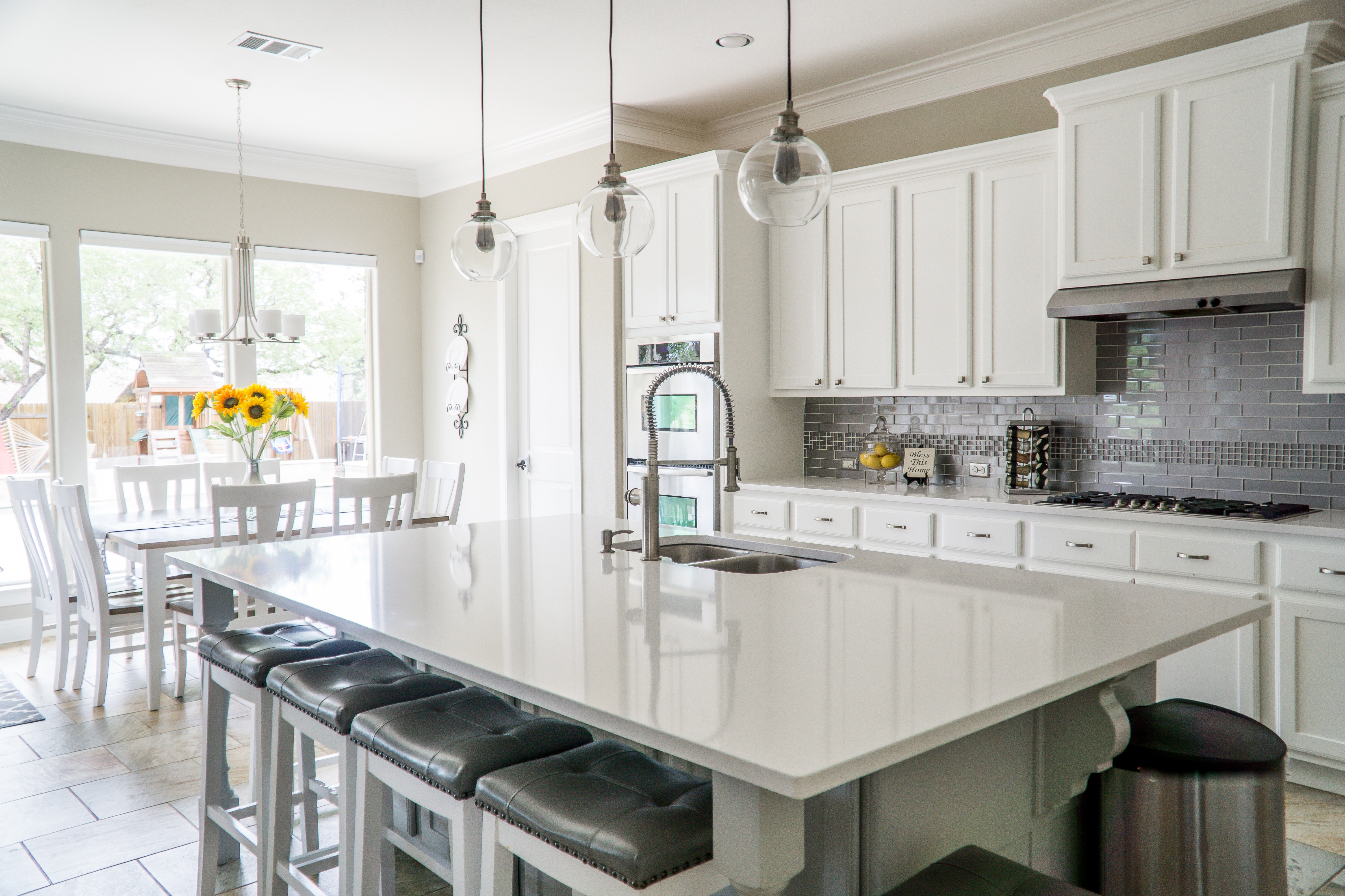 FOUR WAYS TO BRING YOUR DREAM KITCHEN TO LIFE
