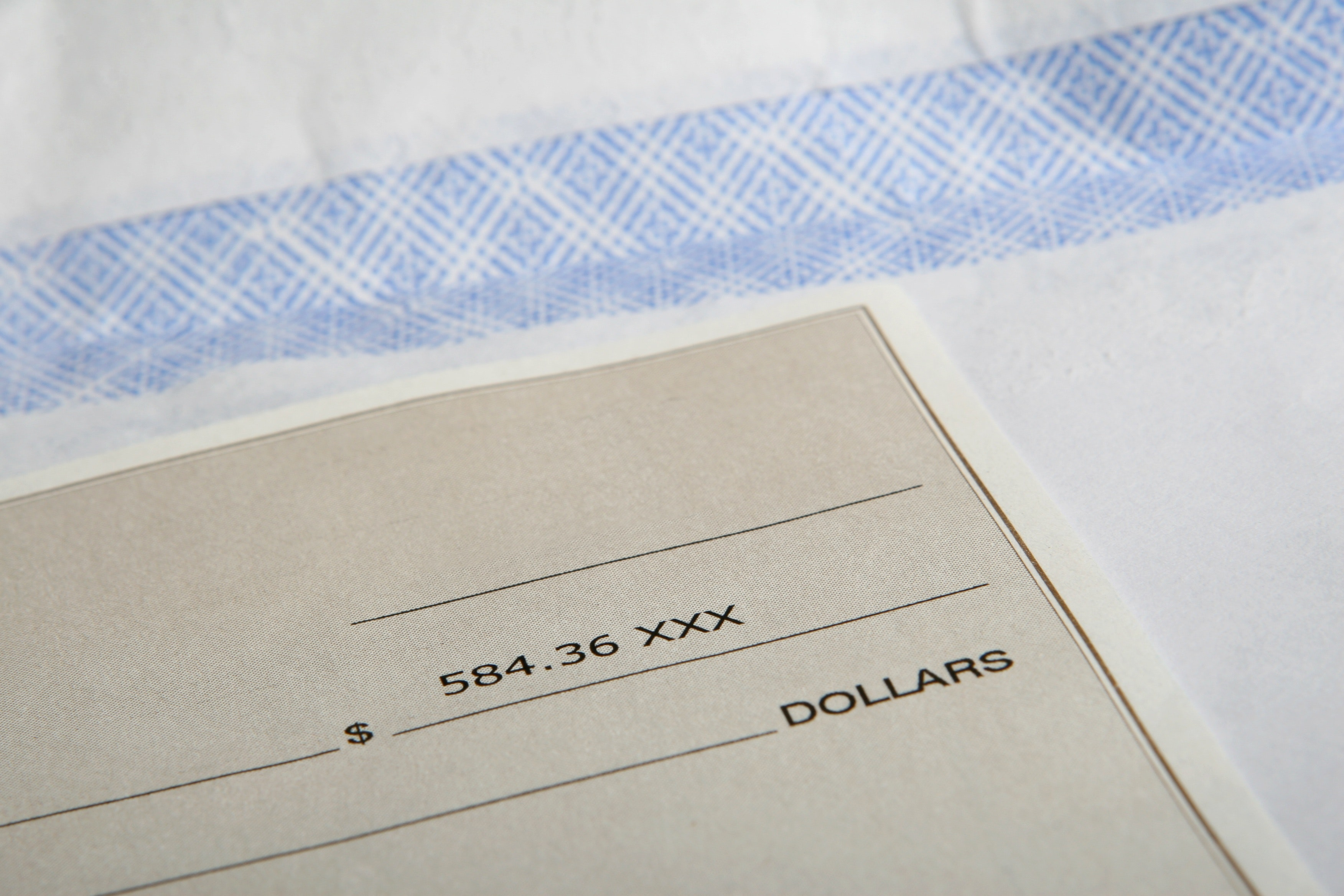 FAKE CHECK SCAMS ON THE RISE