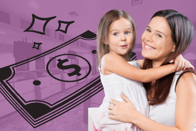 Winning habits of the thrifty supermom
