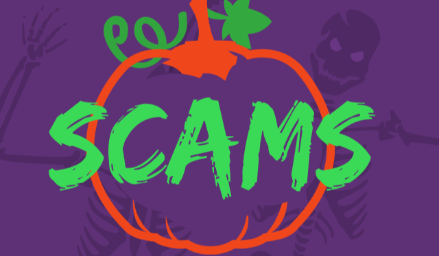 4 super scary scams to watch out for this Halloween
