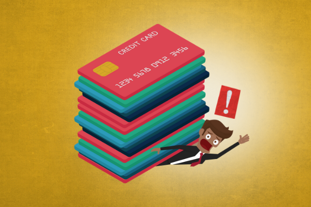 How to escape your growing credit card debt