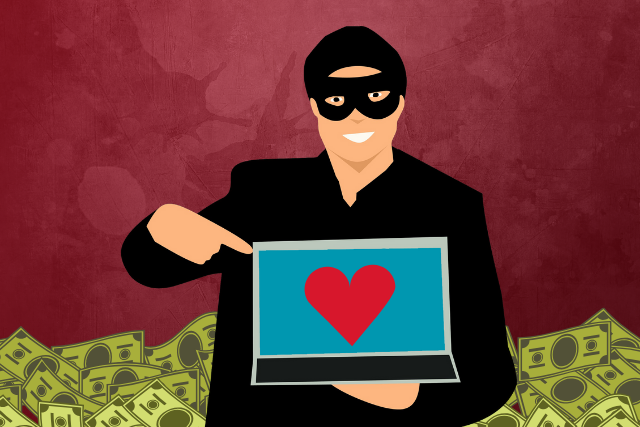 Scammers are turning hopeless romantics into illegal money mules