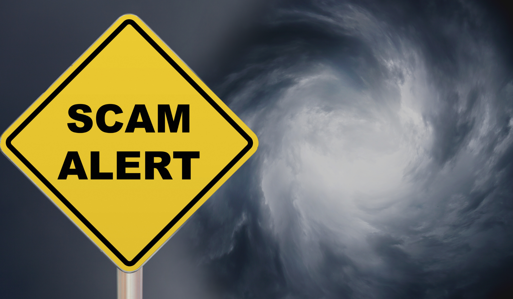 Beware of hurricane recovery scams